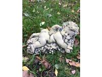 Cherub Garden Ornament
