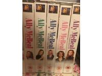 Ally Mcbeal DVD boxset