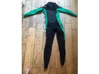 Wetsuit O'Neill UK age 14/Size 10-12