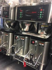 Grindmaster  Precisionbrew PB-330  Twin and Single Shuttle Coffee Brewers