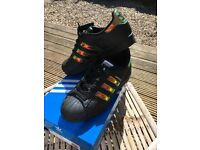 Adidas Superstar J Trainers 5 1/2