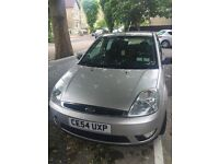 Ford Fiesta 1.4 5dr 2004 in good condition, great city car, looking for a QUICK SALE.