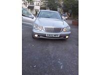 Mercedes c 220 DIESEL 2002