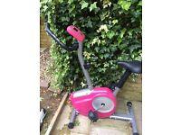 Excercise bike machine