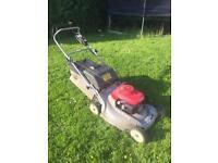 Honda HRB536C lawnmower