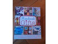 Handmade Gifts - hardback Book