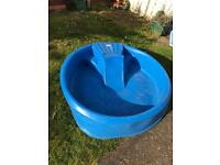 Large kids paddling pool