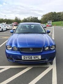 Jaguar x-type 2.0 diesel saloon 150000 miles