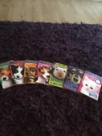 7 animal books