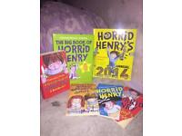 Horrid Henry collection