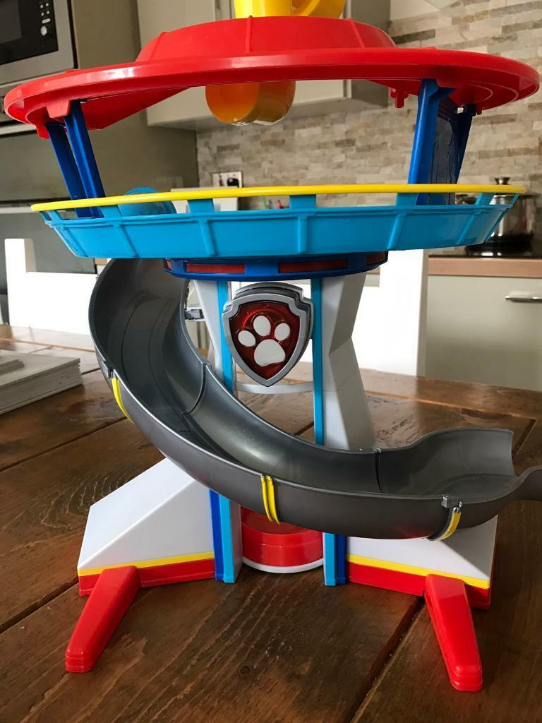 Paw patrol look out tower