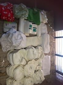 Little lamb size 1 cloth bundle £60