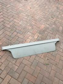 Nissan x trail load cover boot cover