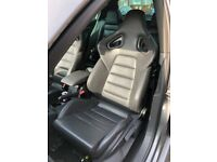 R32 Wingback Bucket Seats +HEATED+ R32/GTI/RS4/RS3/GOLFR/S3 for sale  Headingley, West Yorkshire