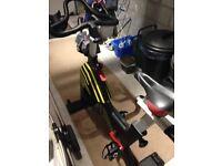 Gym spec spin bike