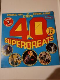 40 super greats.