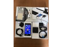 NOKIA MICROSOFT LUMIA 950 WINDOWS 10 MOBILE PHONE WITH DISPLAY DOCK AND EXTRA SCREEN COVERS