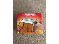 Classic pasta maker never used & boxed as new!