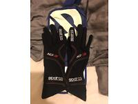 Sparco KG-3 race gloves