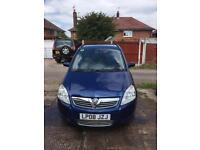 Vauxhall Zafira 08