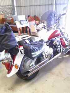 Yamaha xv400 cruiser 2011 Renmark North Renmark Paringa Preview