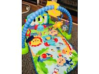 Baby piano play mat! BARGAIN