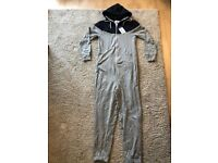 Mens blue and grey onesie - new - £10.00 or ONO Still Available