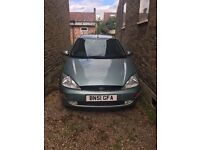 Mint Green Ford Focus in very good shape for all