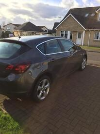 Reduced price for quick sale Vauxhall Astra SRI