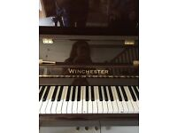 Winchester Acoustic Limited Addition Piano