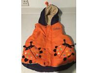 Winter warm waistcoat size 18-24 months