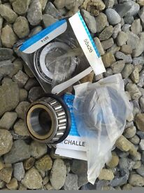 Two and a Half Trailer wheel bearings