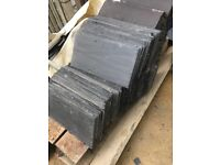 Job lot roof slate and materials