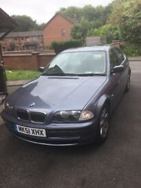 bmw 320i automatic 2.2 petrol