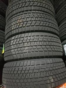 4 winter tires icemax   245/65r17  new