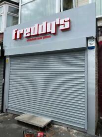 Freddys Chicken and Pizza Chorlton Manchester