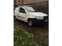 Fiat punto Van for Spares/Repairs