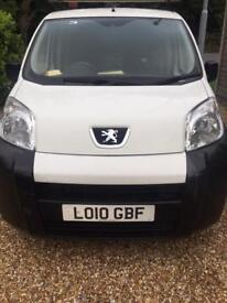 PEUGEOT BIPPER PROFESSIONAL £2400 FOR QUICK SALE!!