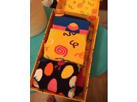 happy socks Easter gift pack 36-40