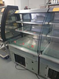 1 Metre Wide Counterline Open Display Fridge AST223