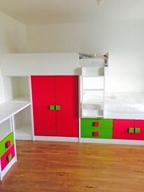 """4'0"""" Bunk Beds / Cabin Bed"""