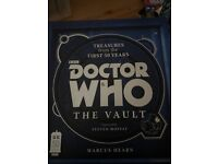 Doctor Who History Book