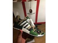 Adidas x Bathing ape UK 10.5