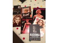 Madonna book collection