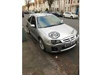 Mg ZR 105 trophy - beautiful car - Low milage 51k and 12 months MOT