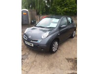 NISSAN MICRA ACENTA 1.3 2008 ONLY 35,000 MILES