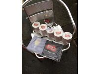 Stella Pints, Stella Beer Mats and Stella Rubber Bar Runner For Sale