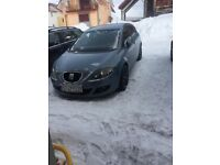 Seat Leon for sale,left hand drive.
