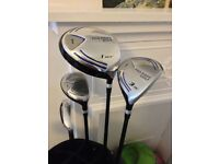 2016 Ben Sayers pro rider golf clubs and bag