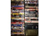 DVD bundle £130. O.N.O approx 200 dvds plus 7 boxsets